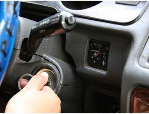 قطع دور آرام موتور خودرو (خاموش کردن)